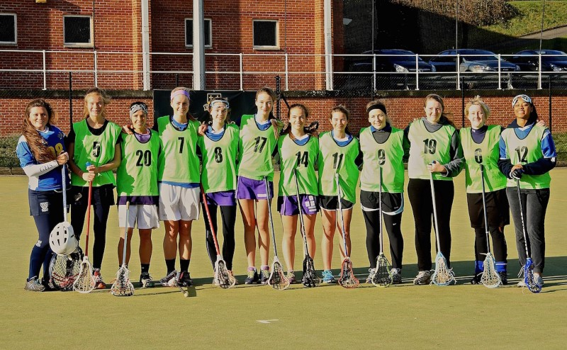 Ladies vs. Caterham Fall 2014